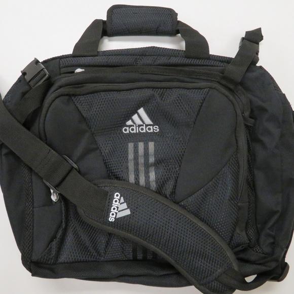 50b205fdf0 adidas Other - Adidas Laptop Bag Case Messenger Shoulder Bag